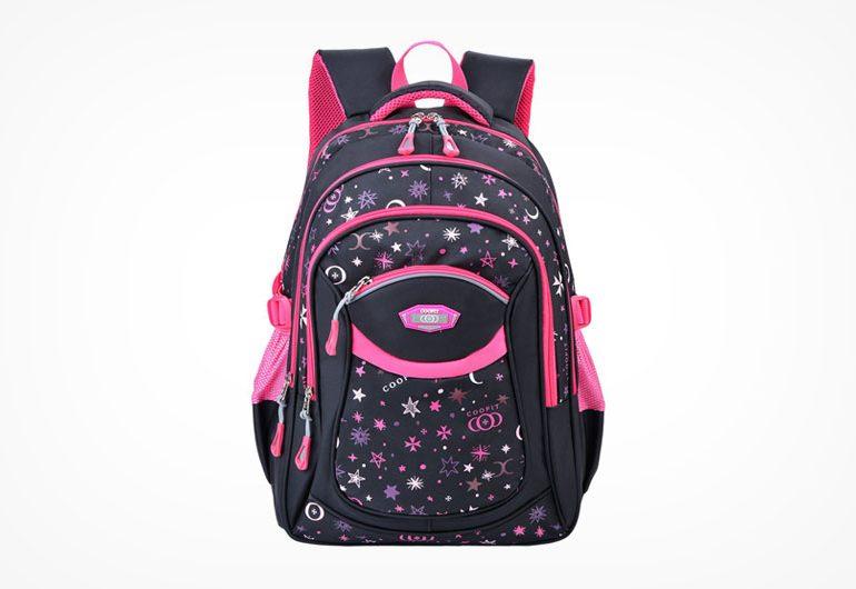 Coofit Rosy Schulranzen für Mädchen