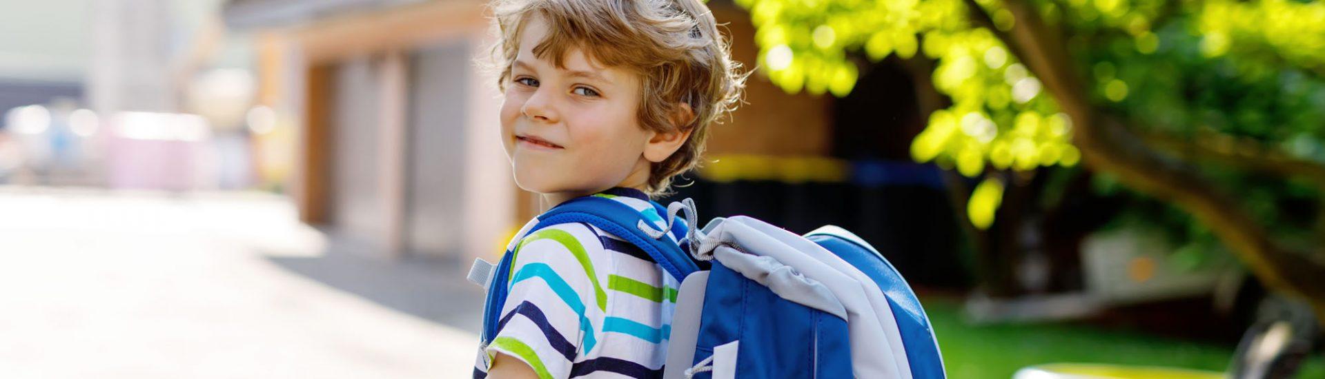 Schulranzen für Jungs - Worauf achten?
