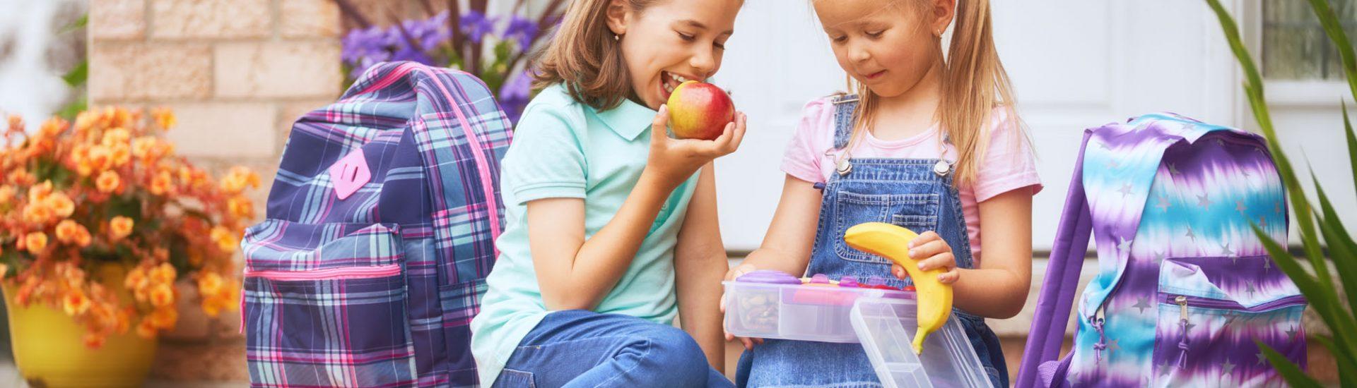Schulranzen für zierliche und kleine Kinder