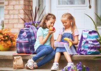 Leichte Schulranzen: Schulranzen für zierliche und kleine Kinder