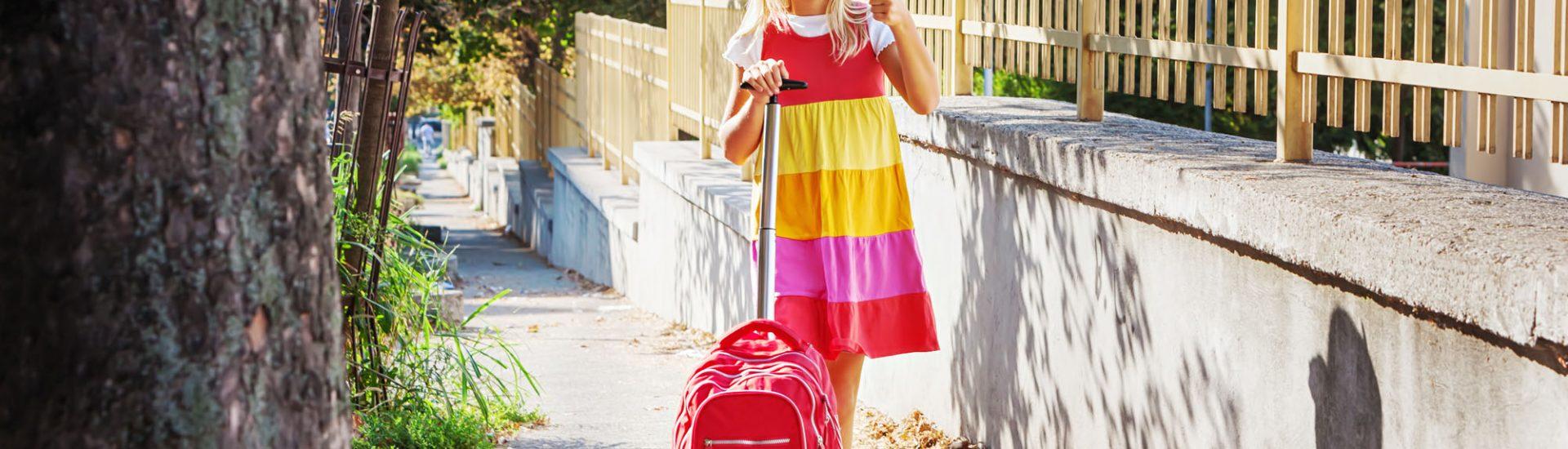 Schulranzen Trolley: Top 3 Modelle, Vor- und Nachteile